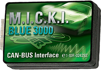 AIV 640311 CAN Bus Interface M.I.C.K.I. Blue Light VAG CAN Bus Interface