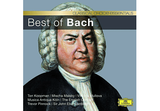 VARIOUS - Best Of Bach (Cc) - (CD)