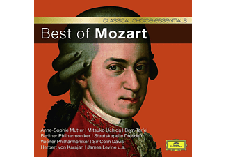 VARIOUS - Best Of Mozart (Cc) - (CD)