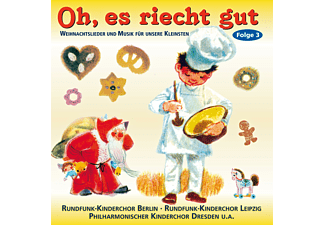 Rundfunk-kinderchor Berlin - Oh,Es Riecht Gut - (CD)