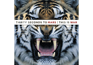 30 Seconds To Mars THIS IS WAR Rock/Pop CD