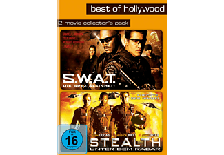 S.W.A.T. - Die Spezialeinheit / Stealth - Unter dem Radar (Best Of Hollywood) [DVD]