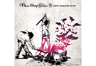 Three Days Grace - LIFE STARTS NOW [CD]