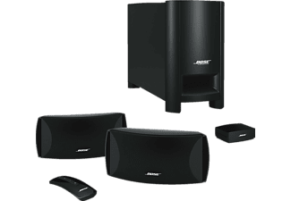 bose cinemate ii schwarz 2 1 heimkino system kaufen saturn. Black Bedroom Furniture Sets. Home Design Ideas