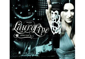 Laura Pausini - Laura Live World Tour 09 [DVD]
