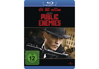 Public Enemies - (Blu-ray)