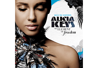 Alicia Keys - The Element Of Freedom [DVD]