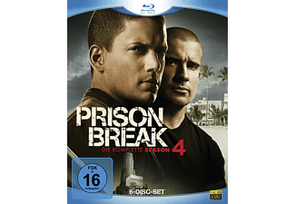 Prison Break - Staffel 4 - (Blu-ray)