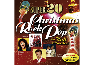 Various - Super 20-Christmas Rock&Pop [CD]