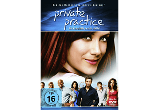 Private Practice - Staffel 2 - (DVD)