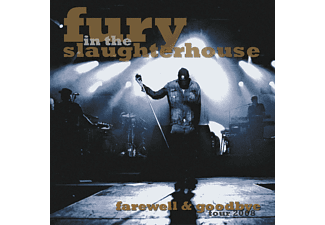 Fury In The Slaughterhouse - Farewell & Goodbye Tour2008 - (CD)