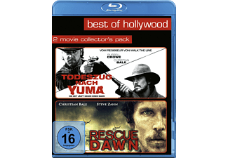 Todeszug nach Yuma / Rescue Dawn (Best Of Hollywood) [Blu-ray]