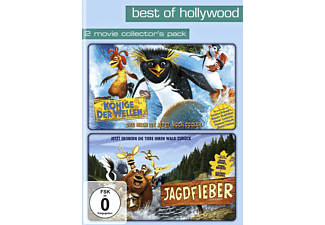 Jagdfieber / Könige der Wellen (Best Of Hollywood) - (DVD)