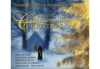 Various - Mystic Gregorian Christmas [CD]