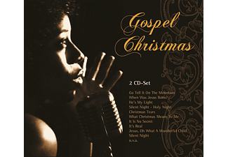 VARIOUS - Gospel Christmas - (CD)