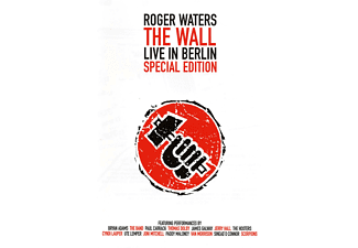 Roger Waters;Various - THE WALL SPECIAL EDITION [DVD]
