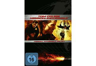 Mission: Impossible I–III – Extreme Trilogy [DVD]