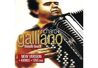 Richard Galliano - French Touch [CD]
