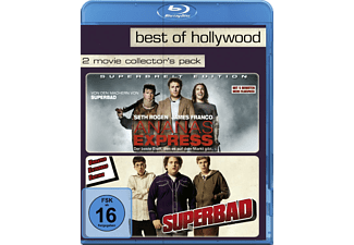 Ananas Express / Superbad (Best Of Hollywood) - (Blu-ray)