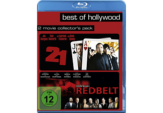 21 / Redbelt (Best Of Hollywood) - (Blu-ray)