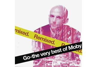 Moby - Go-The Very Best Of Moby Remixed [CD]