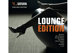 Various - Lounge Edition - Saturn Exklusiv [CD]
