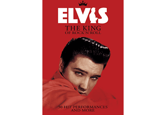 Elvis Presley - The King Of Rock'n'Roll - 30 Hit Performances And More (DVD)