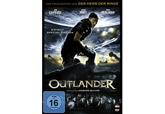 OUTLANDER - 2-DISC-SPEZIAL EDITION [DVD]