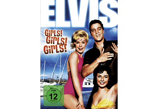 Elvis - Girls! Girls! Girls! [DVD]