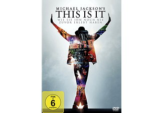 Michael Jackson's This Is It - (DVD)