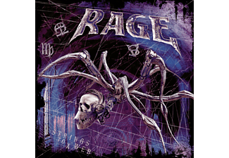 Rage - Strings To A Web - (CD + DVD Video)