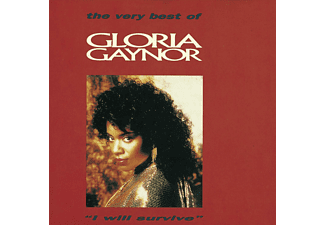 Gloria Gaynor - I Will Survive-The Very Best (CD)