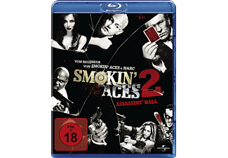 Smokin' Aces 2: Assassins Ball Action Blu-ray
