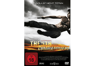 The 5th Commandment - Du sollst nicht töten [DVD]