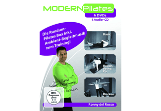 Modern Pilates - Box - (DVD + CD)
