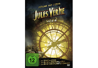 Jules Verne Box - Vol. 2 - (DVD)