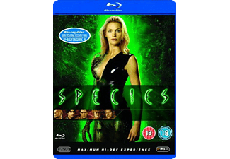 Species Action Blu-ray