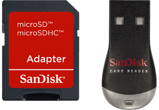 SANDISK 104337  SanDisk Mobile Micromate Duo