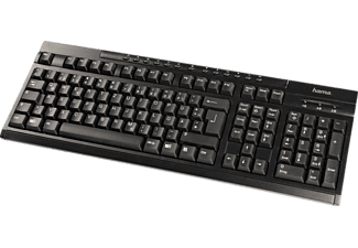 "HAMA 11288 ""AK-220"" Multimedia Keyboard"