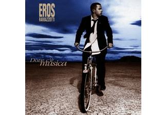 Eros Ramazzotti DOVE C E MUSICA/GERMAN VERSION Pop CD