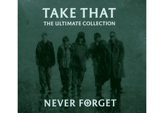 Take That - Never Forget: The Ultimate Collection [CD]