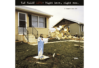 Van Halen - Live-Right Here, Right Now [CD]