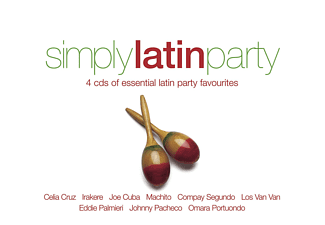 Various - Simply Latin Party [CD]