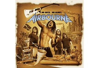 Airbourne - No Guts, No Glory - (CD)