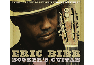 Eric Bibb - Booker'S Guitar - (CD)
