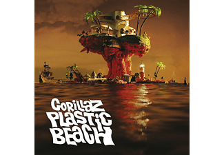 Gorillaz PLASTIC BEACH Pop CD