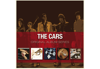 The Cars - Original Album Series [CD]