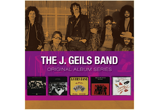 J.Geils Band - Original Album Series - (CD)