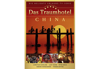 Das Traumhotel - China [DVD]