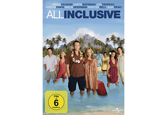 All Inclusive - (DVD)